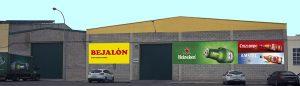 Oficinas y almacenes centrales en Calatayud, España